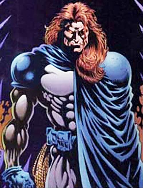 Night Man (Ultraverse Malibu comics)