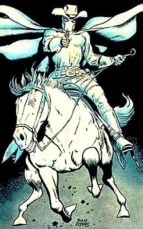 Night Rider (Marvel Comics) vintage art