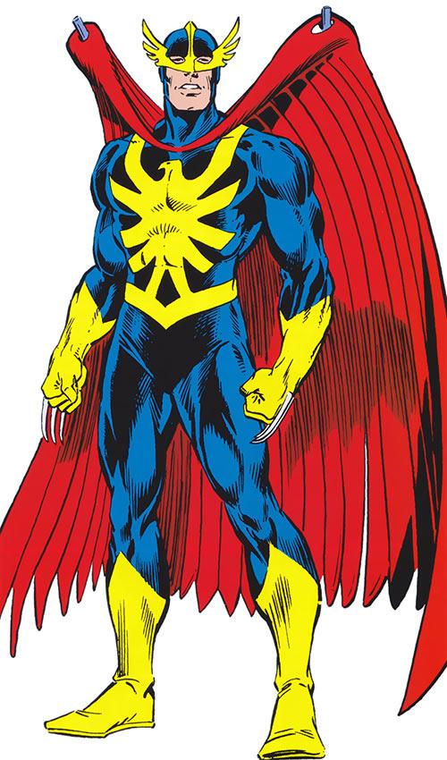 Nighthawk of the Defenders (Marvel Comics)