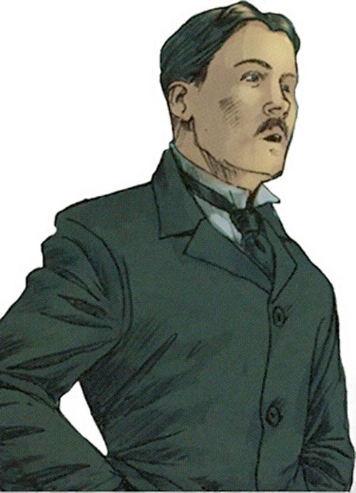 Nikola Tesla (5 fists of science)