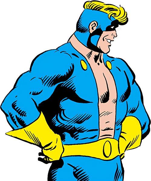 Nomad (Ferbel) (Captain America character) (Marvel Comics)