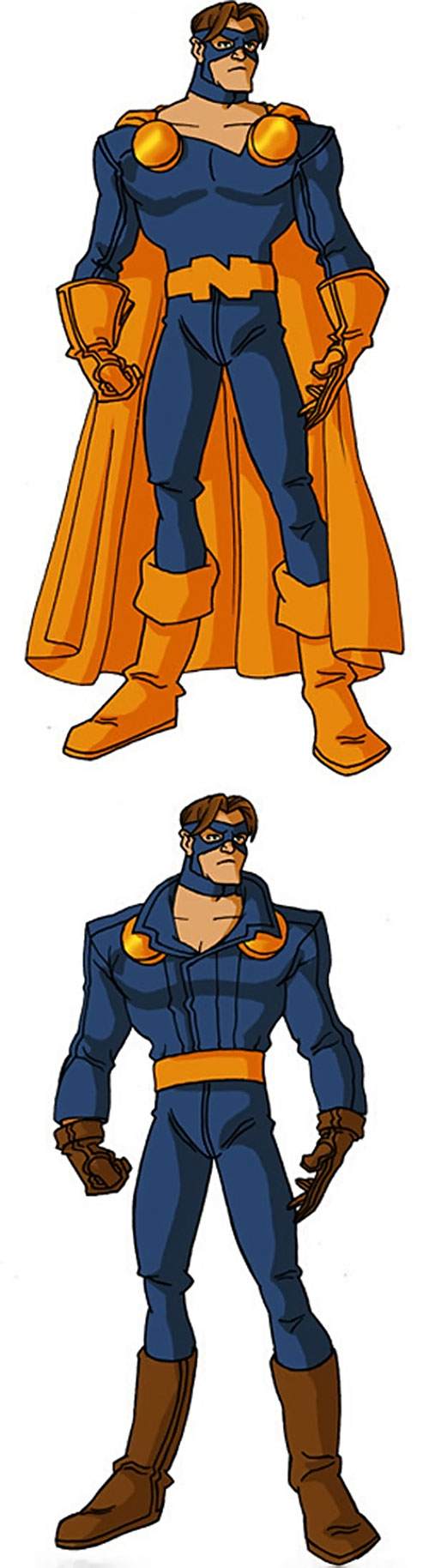 Nomad (Early) (Jack Monroe) (Captain America ally) (Marvel Comics) by RonnieThunderbolts