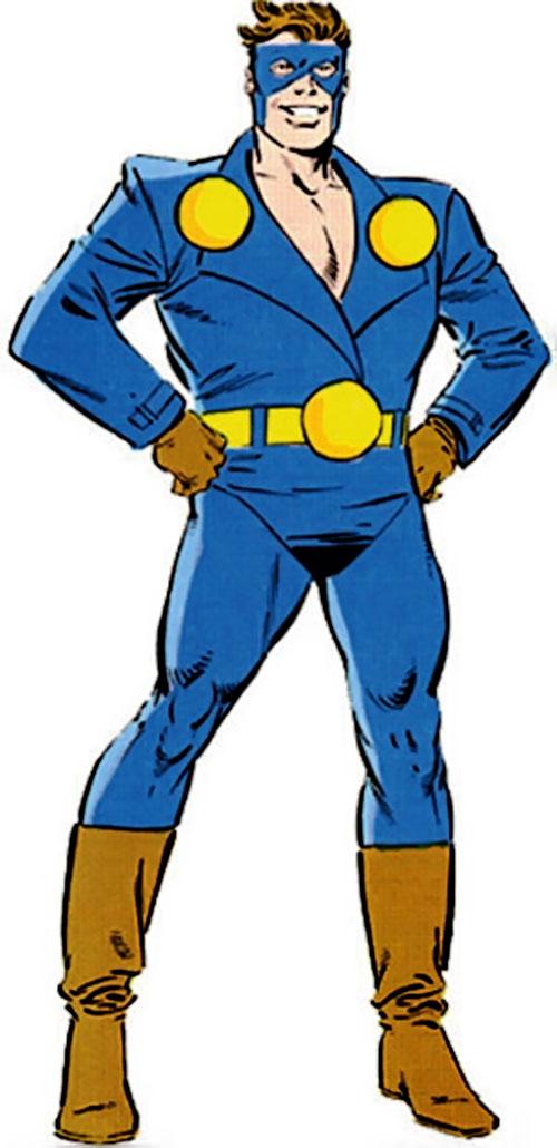 Nomad (Early) (Jack Monroe) (Captain America ally) (Marvel Comics)