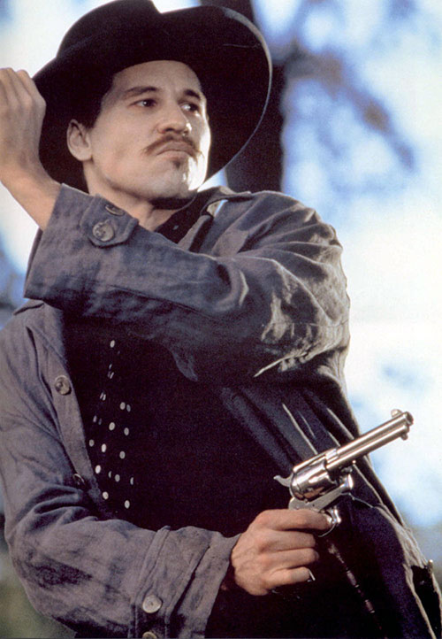 Val Kilmer in Tombstone