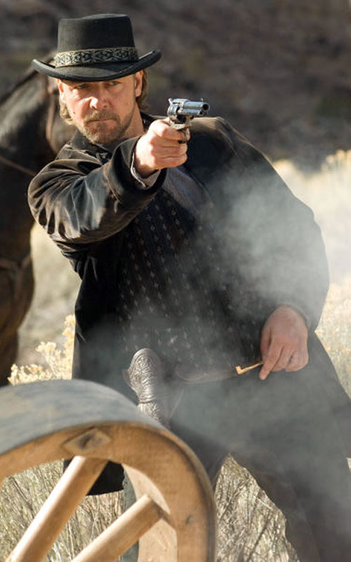 Russell Crowe in 3:10 to Yuma
