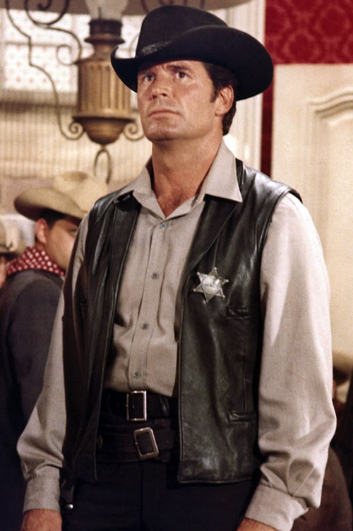 James Garner in Support Your Local Sheriff
