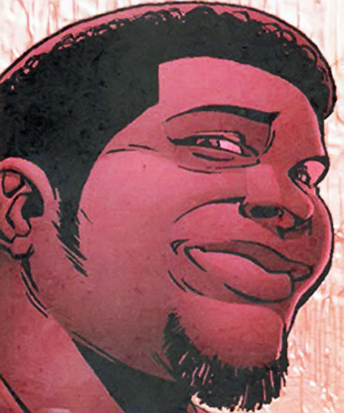 Omni (Backlash ally) (Image Comics) face