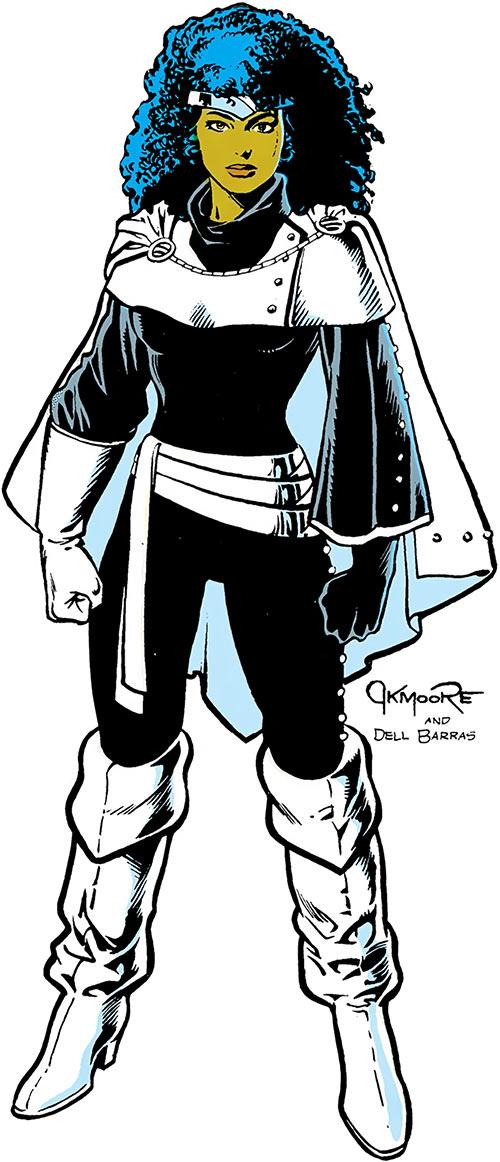 Onyx (Green Arrow ally) (DC Comics)