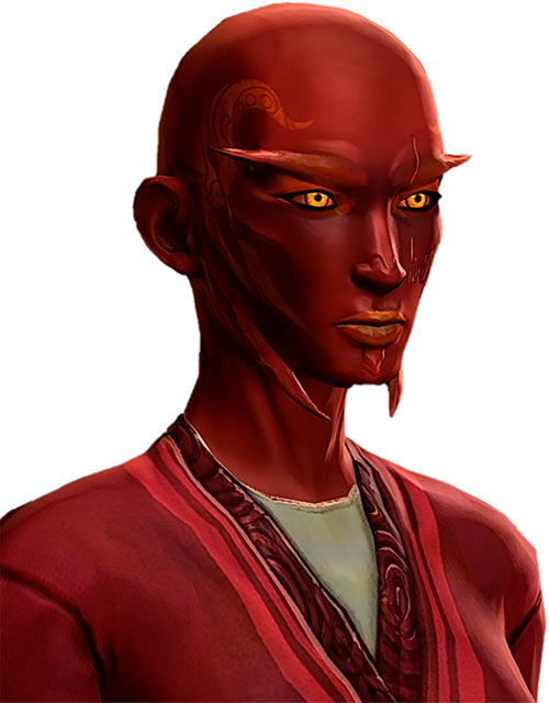 Star Wars the Old Republic - SWTOR - Sith Inquisitor - Orfenn