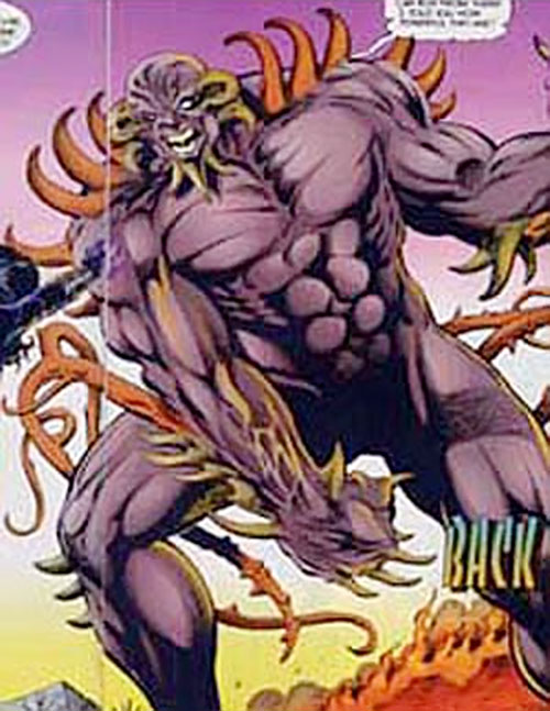 Outrage of the Solution (Ultraverse Malibu comics)