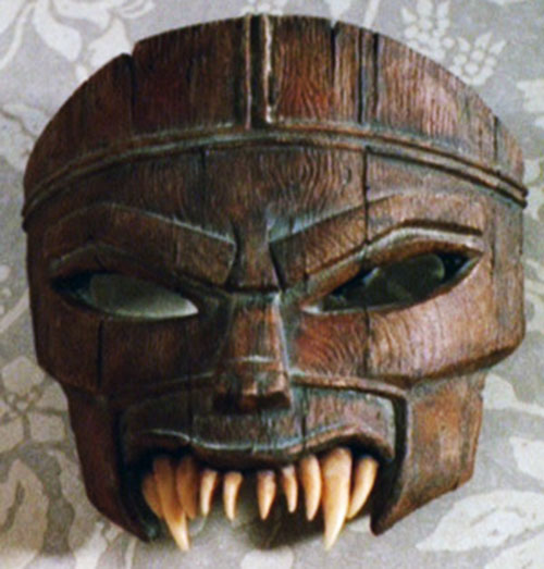 Ovu Mobani (Buffy the Vampire Slayer enemy) mask