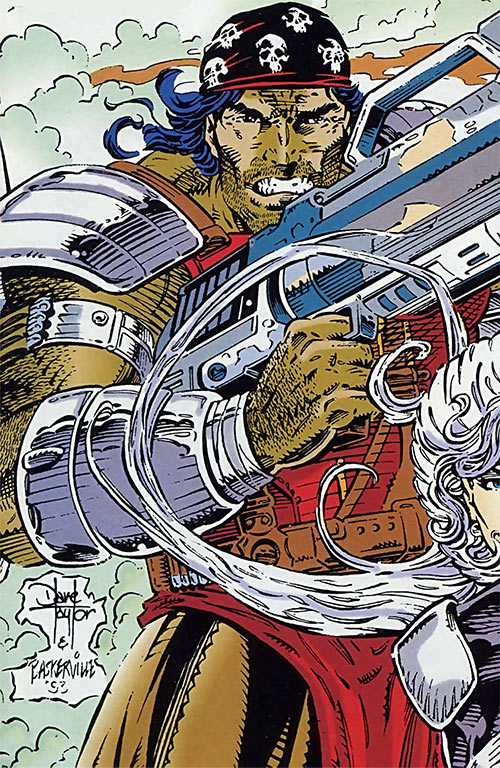 Pacer of the Gene Dogs (Marvel Comics UK)