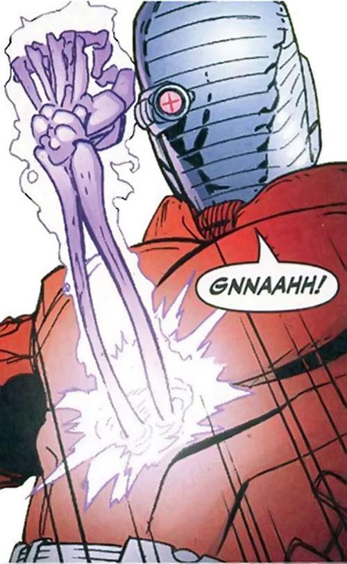 Pathfinder (Suicide Squad enemy) (DC Comics) vs Deadshot