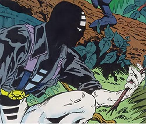 Pathfinder (Suicide Squad enemy) (DC Comics)