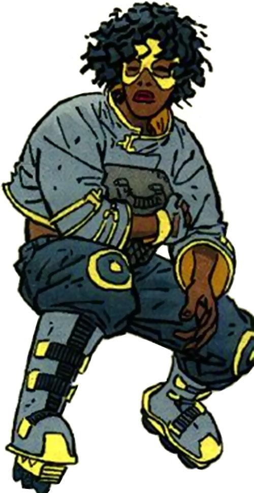 Peek-a-Boo (Flash character) (DC Comics)