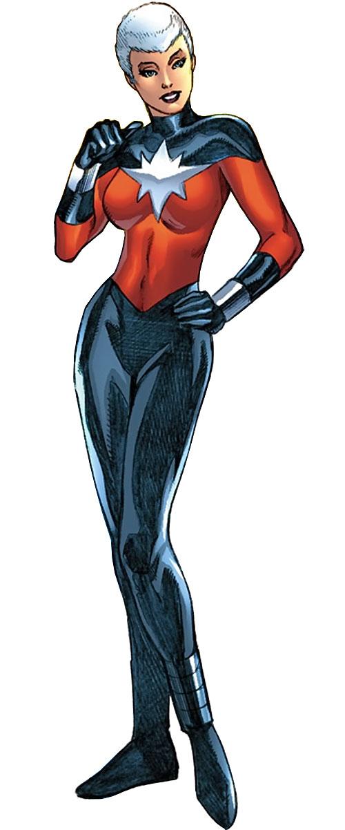 Captain Marvel (Phyla-Vell) (Marvel Comics)