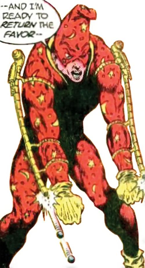 Pinball Wizard (Green Arrow enemy) (Detective DC Comics)