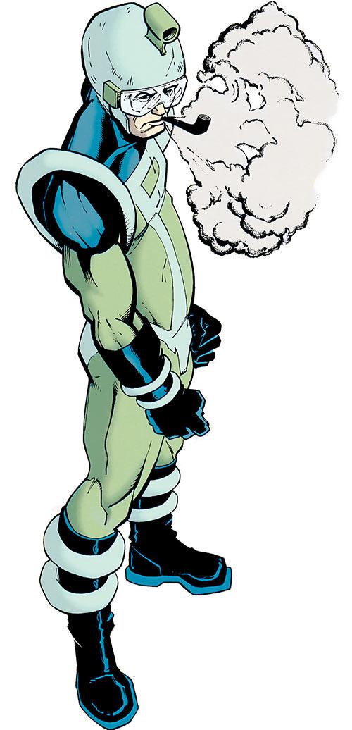 Piper (Aztek character) (DC Comics)