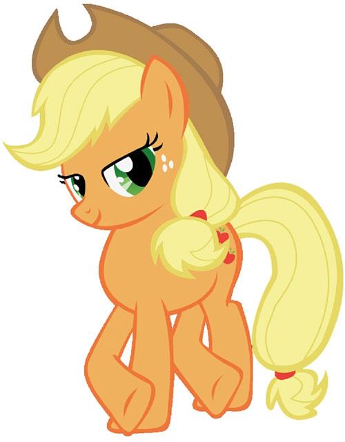 My Little Pony (MLP) - Apple Jack