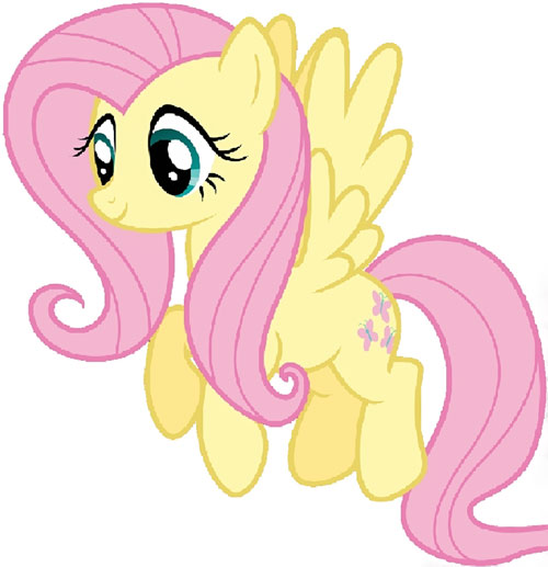 My Little Pony (MLP) - Fluttershy