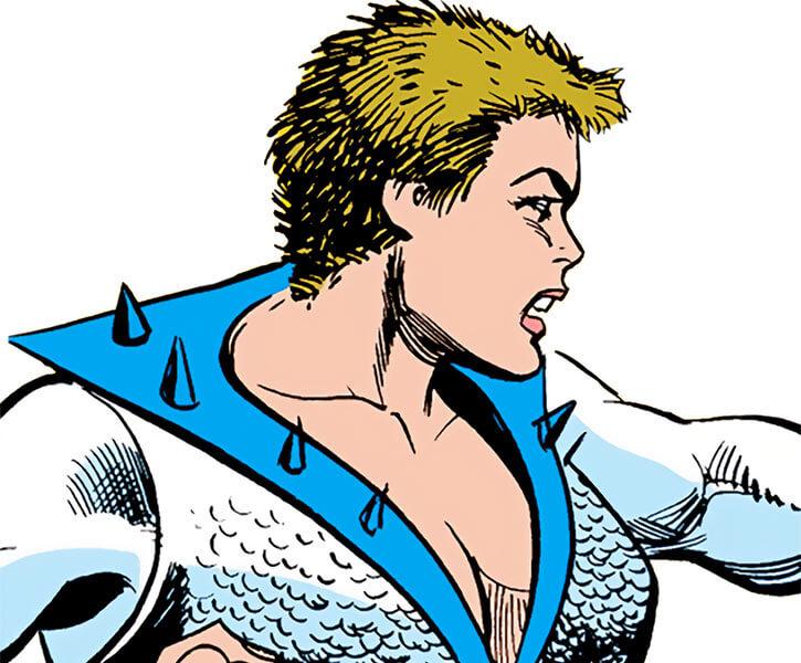 Poundcake (Marvel Comics) with short hair