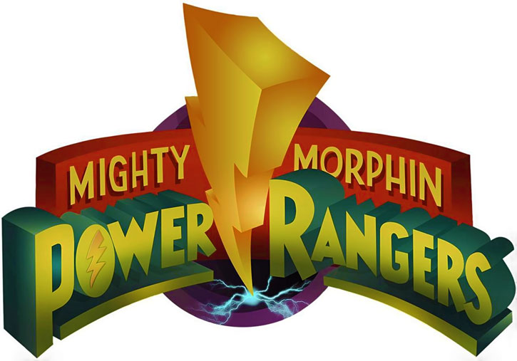 Mighty Morphin' Power Rangers logo