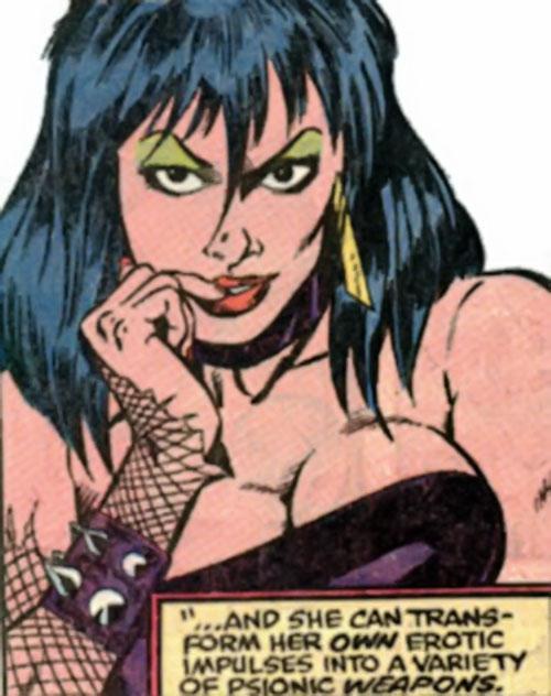 Pretty Persuasions from Psionex (Marvel Comics) portrait