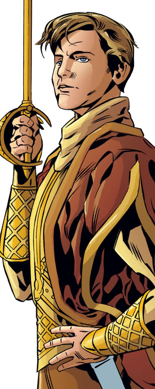 Prince Brandish Descry (Fables comics)