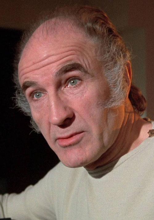 Professor Bergman (Barry Morse)