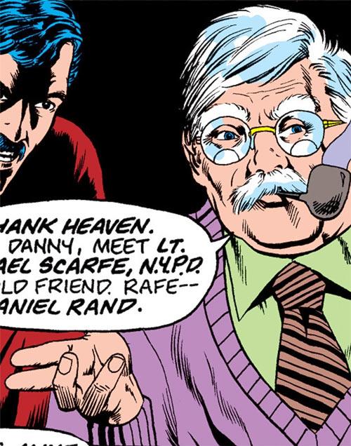 Professor Lee Wing (Iron Fist character) (Marvel Comics)