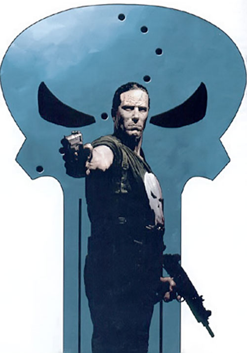 Punisher (Marvel Comics) by Tom Bradstreet
