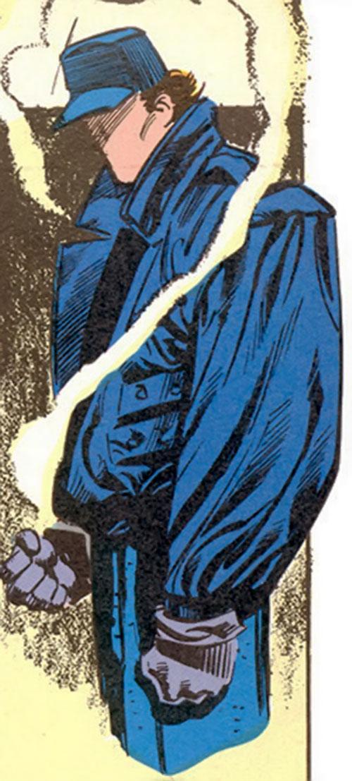 The Question (Vic Sage) (DC Comics)
