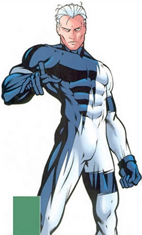 Quicksilver (Marvel Comics) boasting