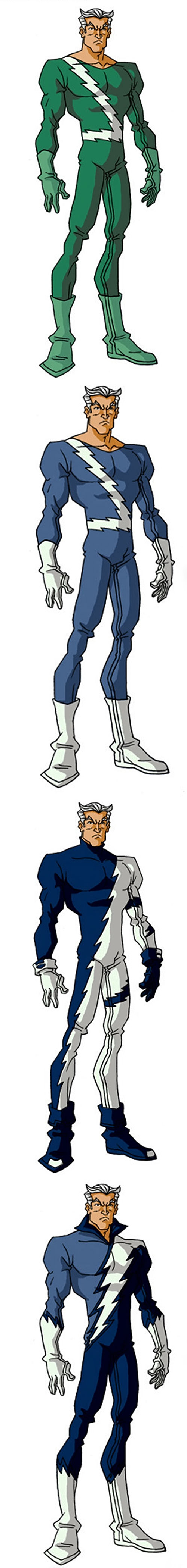 Quicksilver (Marvel Comics) gallery by RonnieThunderbolts
