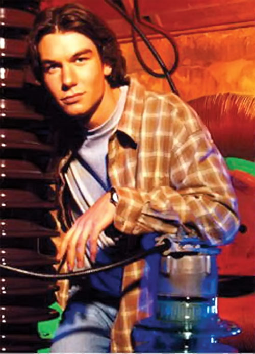 Quinn Mallory (Jerry O'Connell in Sliders)