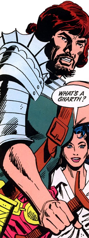 Ranagor (Wonder Woman ally) (DC Comics)