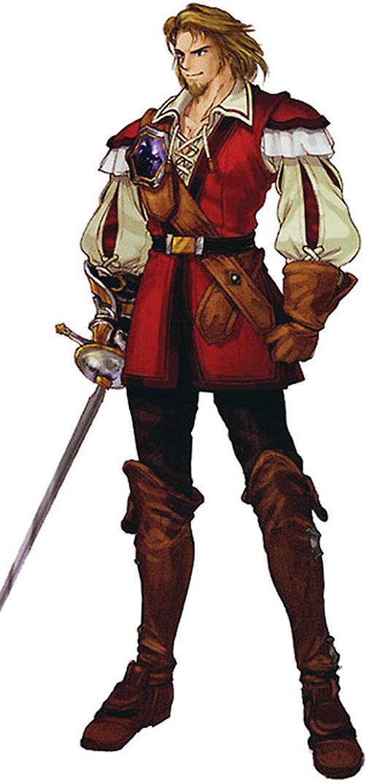 Raphael Sorel (Soul Calibur) swashbuckler outfit