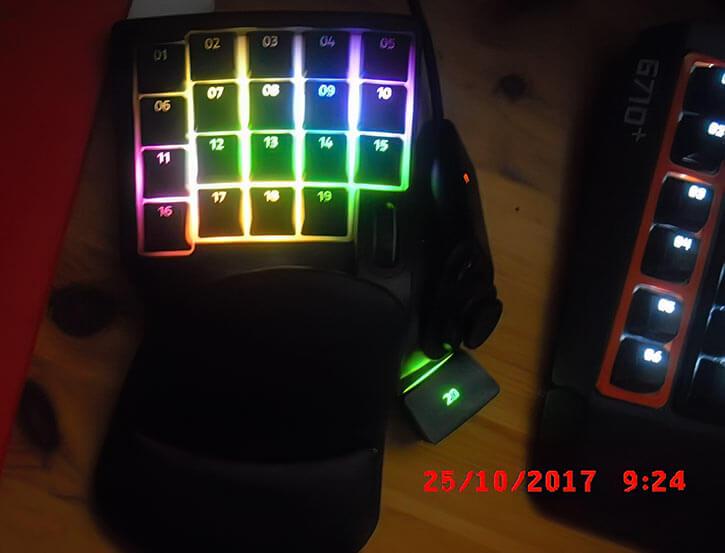 Razer Tartarus v2 Chroma gaming pad