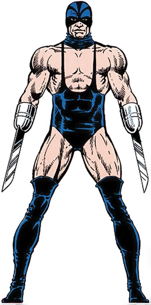 Razor-Fist I (Marvel Comics)