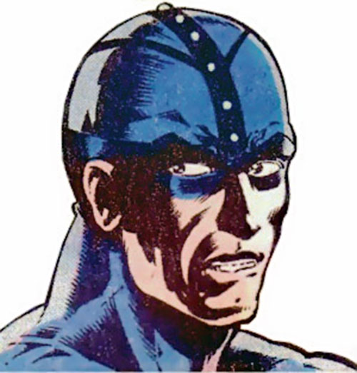 Razor-Fist III (Marvel Comics) portrait