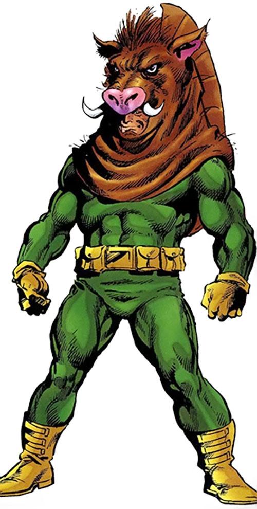 Razorback (Marvel Comics)