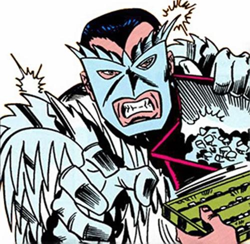 Slasher / Razorblade / Buzzsaw (Marvel Comics)
