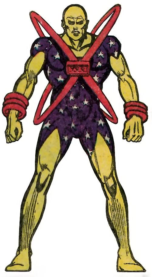 Reactron (DC Comics)