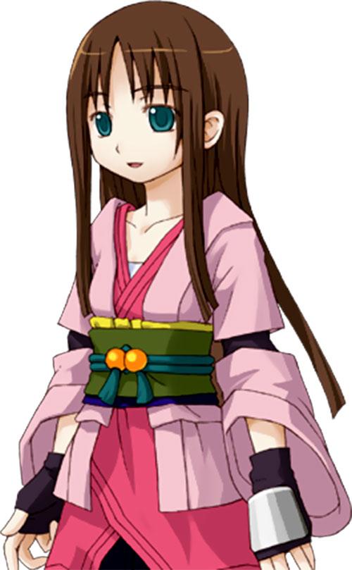 Nagi from Recettear