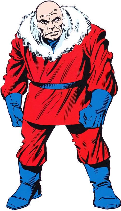 Red Ghost (Marvel Comics)