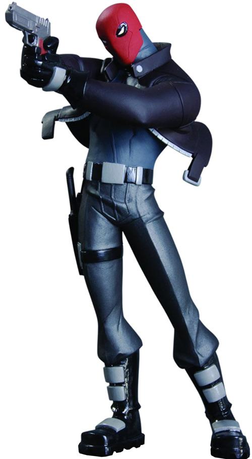 Red Hood (Batman Animated movie) (Jason Todd) statuette