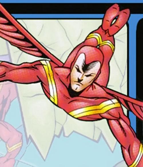 Red Raven (Marvel Comics)