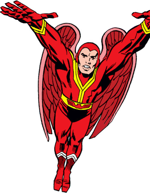 Red Raven (Timely / Marvel Comics)
