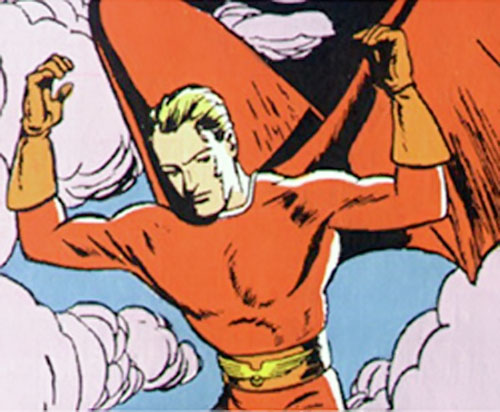 Red Raven (Timely / Marvel Comics) portrait