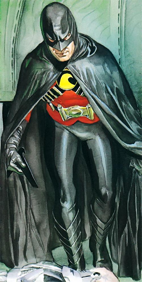Red Robin - Kingdom Come version - DC comics